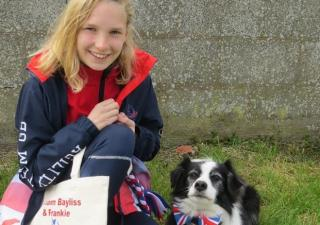 Flexadin Advanced announces sponsorship of dog agility handler Mariann Bayliss