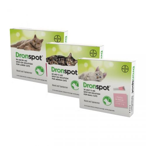 Dronspot for Cats range