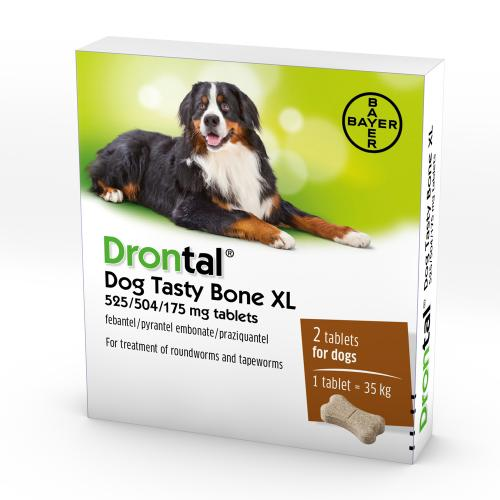 Dontal Dog Tasty Bone XL